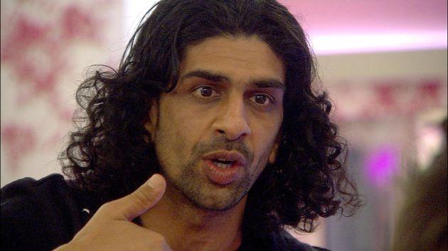 Imran in the 'Big Brother'