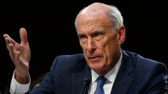 U.S. Director of National Intelligence Daniel Coats testifies at a Senate Intelligence Committee hearing on Capitol Hill in Washington, U.S., June 7, 2017. REUTERS/Kevin Lamarque