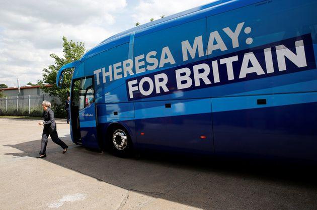 The Theresa May Battle