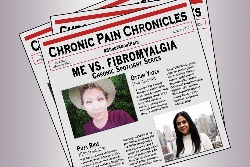 Me vs  Fibromyalgia: Chronic Spotlight Series - Ottum Yates   HuffPost