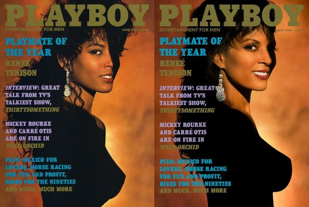 Playboy Playmates Recreate Their Iconic Covers And Look As Fierce As