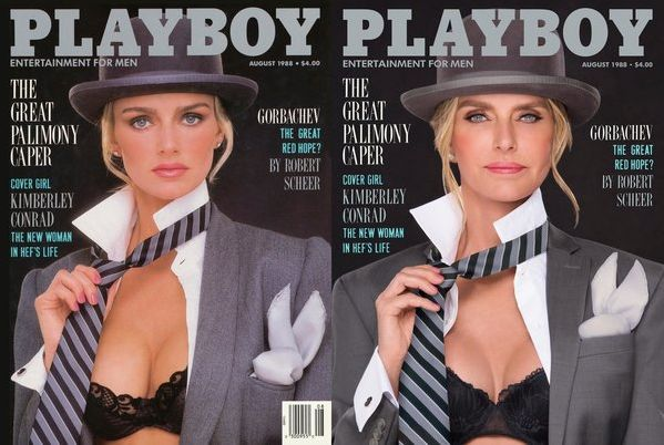 Kimberly Conrad Hefner was Playmate of the Year in 1989.