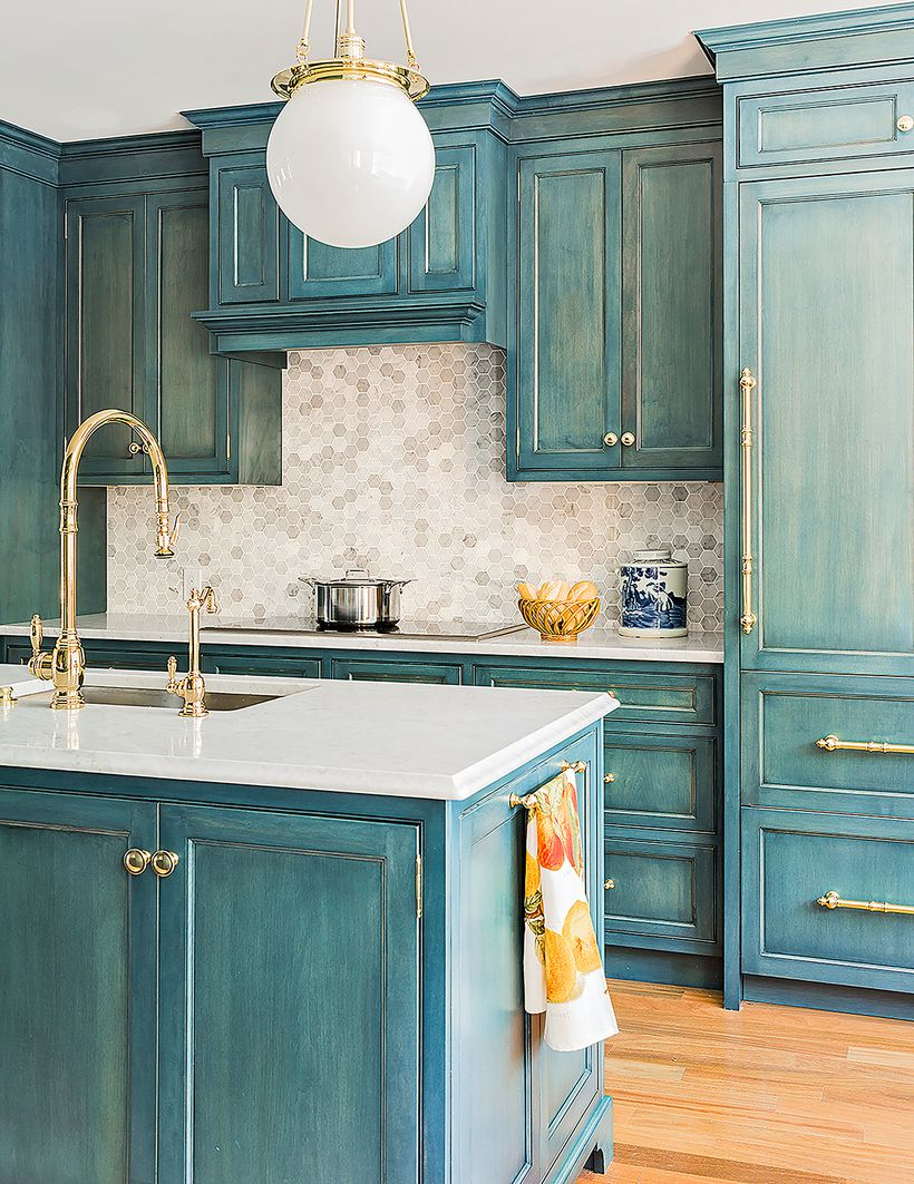 Read This Before You Paint Your Kitchen Cabinets | HuffPost