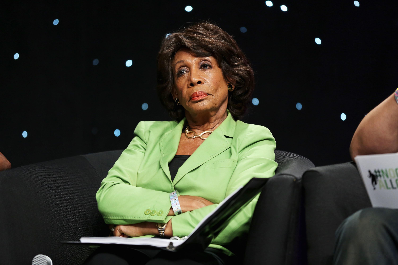 Maxine has a zero bullshit policy, people.
