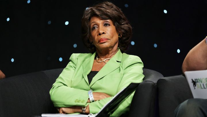 Maxine has a zero bullshit policy, people.