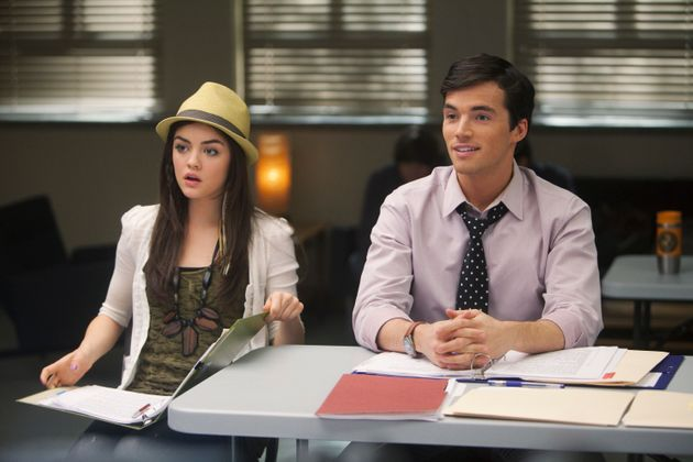 'Pretty Little Liars' Addresses Its Statutory Rape Problem, But Not In The Way We