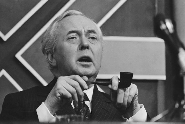 Harold Wilson ended Tory rule with a Watford win. In