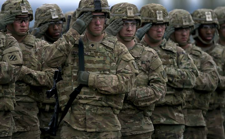 Even In The Military, Black People Are Punished Disproportionately