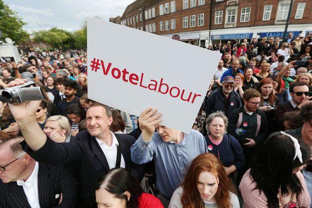 Labour activists in