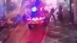 CCTV Reveals Moment London Bridge Attackers Were Gunned