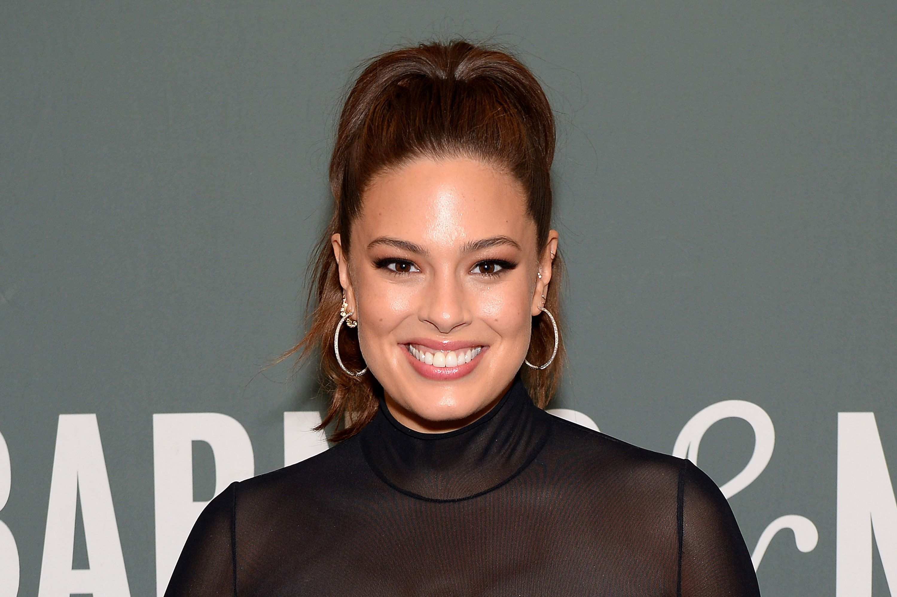 Ashley Graham Owns Her 'Full Bush' And It'll Inspire You To Ditch