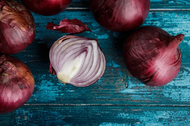 Red Onions Are Excellent At Killing Cancer, Study Finds | HuffPost UK