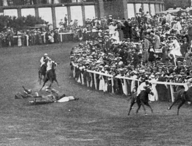 Emily Davison: Suffragette Died 104 Years Ago For Women's Right To Vote
