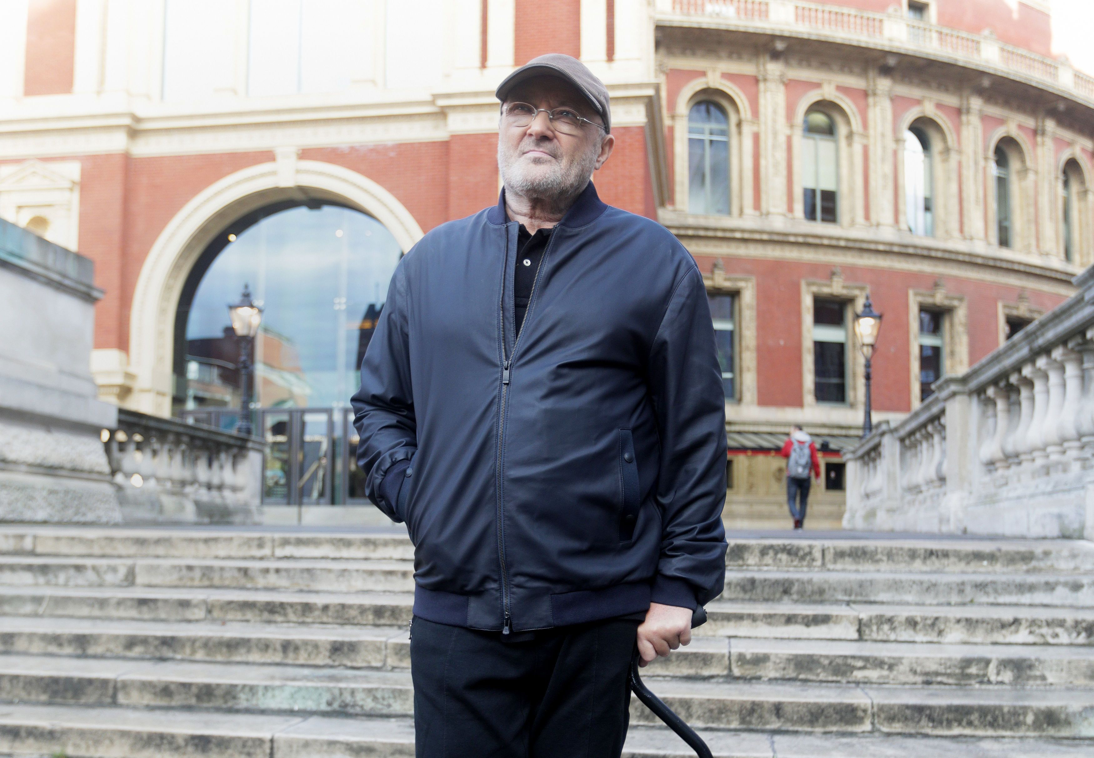 Phil has had to cancel his gigs at the Royal Albert Hall, originally planned for tonight and