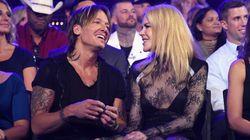 Keith Urban Thanks Wife Nicole Kidman In Sweet CMT Awards