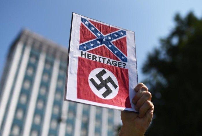 South Carolina Statehouse, Tuesday, June 23, 2015. (Photo: AP/Rainier Ehrhardt).