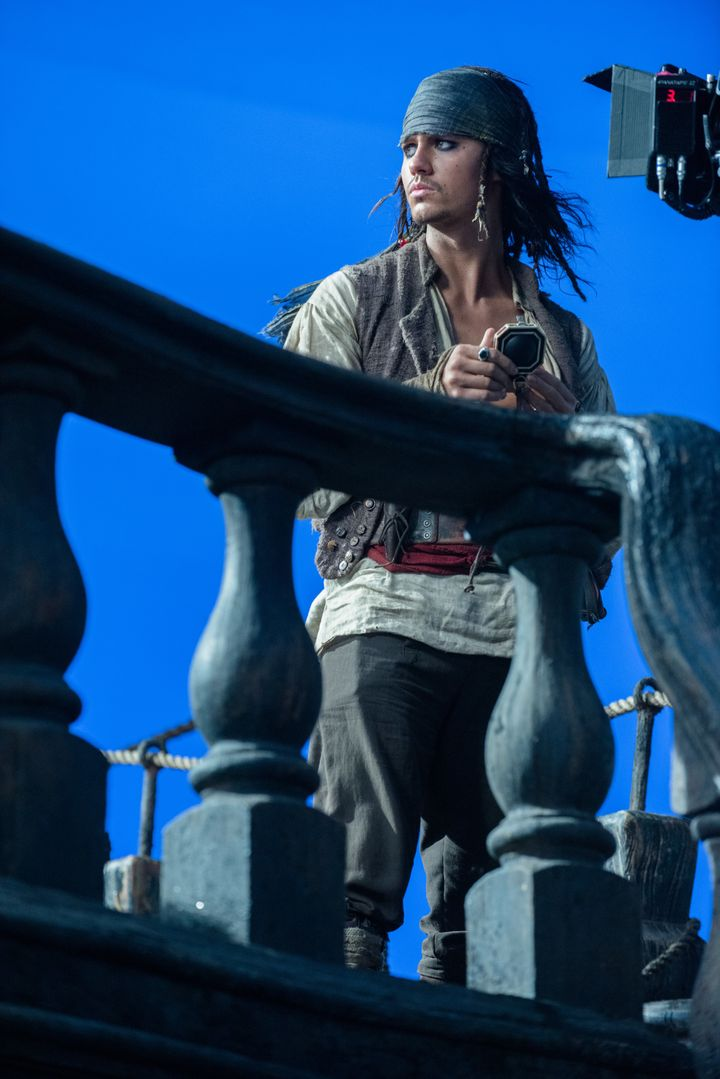 Pirates Of The Caribbean 5: Salazars Rache Anthony De La Torre