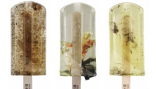 These 'Pollution' Popsicles Are Freaking Us