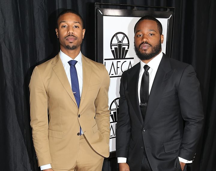 "Jordan and Coogler previously teamed up for films ""Fruitvale Station,"" ""Creed,"" and the upcoming high"