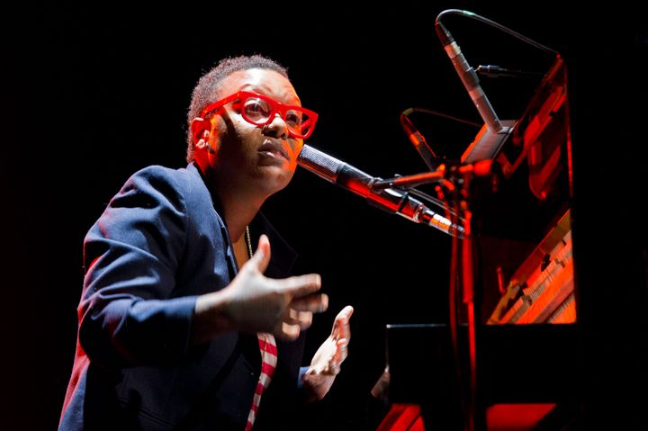 Ndegeocello was born in Berlin, Germany.