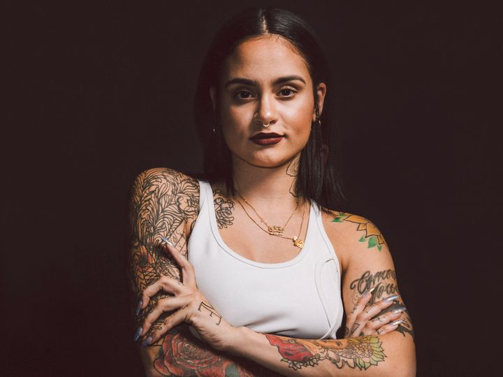 "Kehlani once competed in season 6 of ""America's Got Talent."""