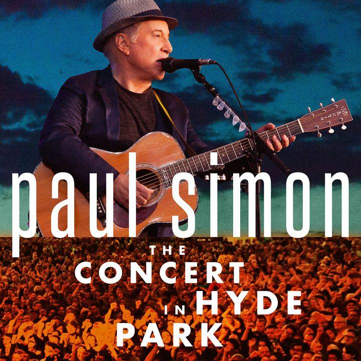 Paul Simon / <em>The Concert in Hyde Park</em>
