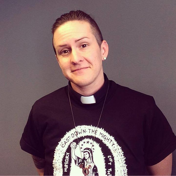M Barclay is the first openly non-binary trans person to become a UMC deacon.