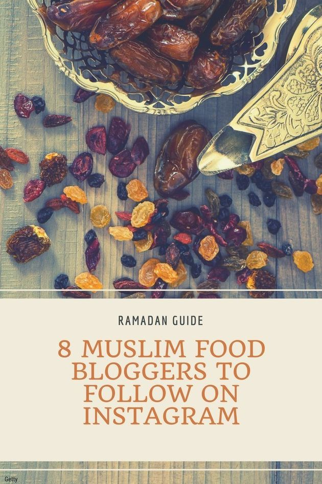 8 Muslim Food Bloggers To Follow On Instagram This
