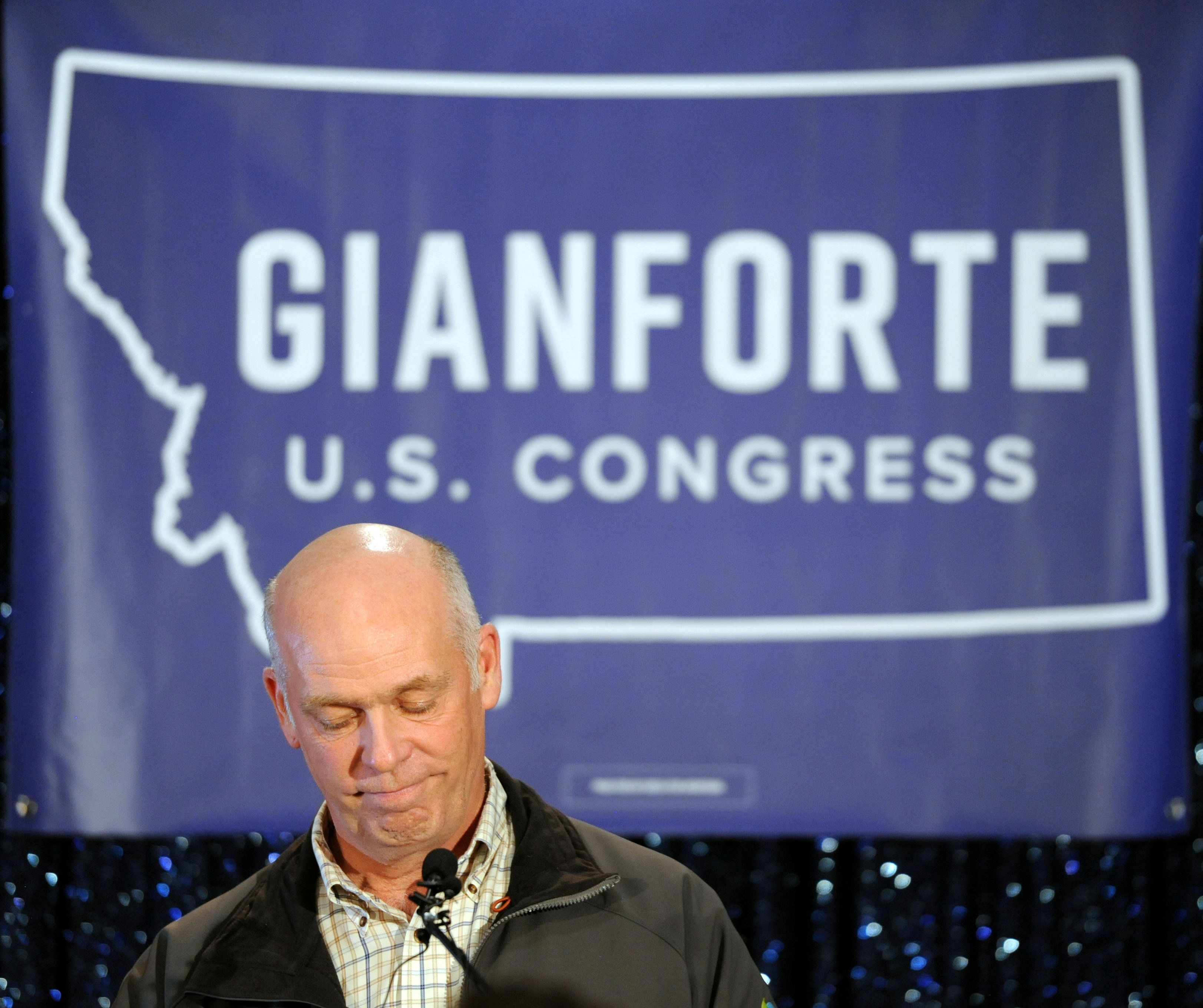 """<i>I had no right to respond the way I did to your legitimate question about healthcare policy. You were doing your job,"" Gianforte said in a letter to Ben Jacobs, the reporter he physically attacked in late May.</i>"