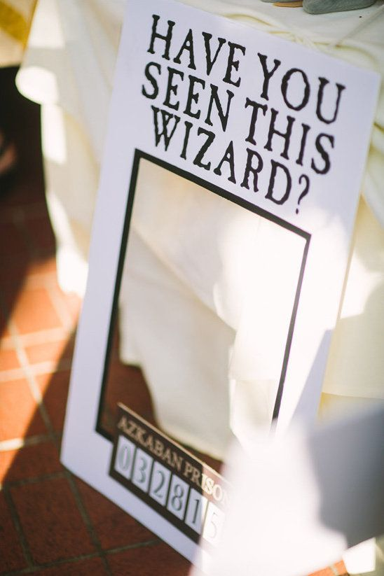 23 Harry Potter Wedding Ideas That Will Excite Your Inner Wizard