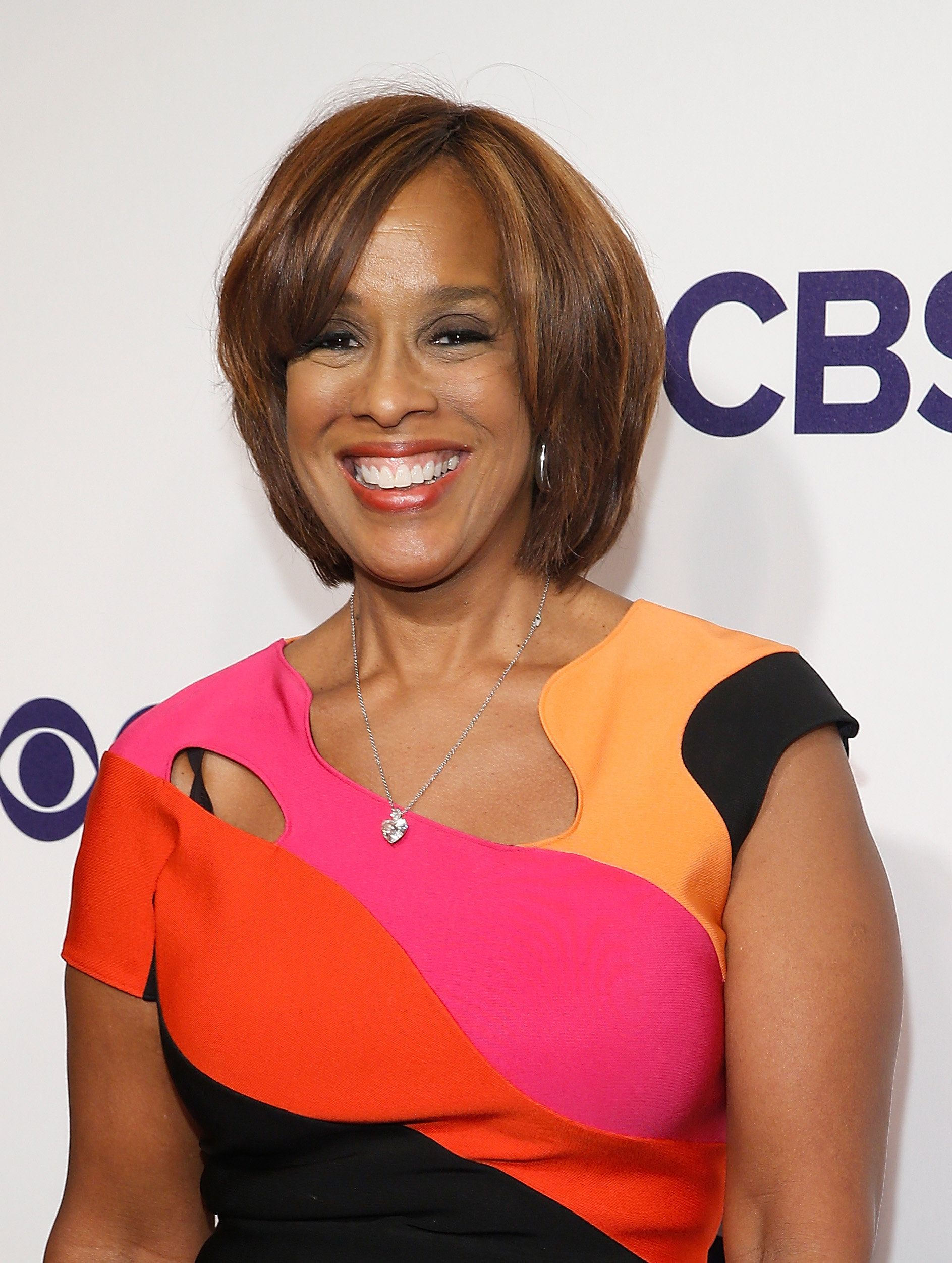 NEW YORK, NY - MAY 17:  Gayle King attends 2017 CBS Upfron at The Plaza Hotel on May 17, 2017 in New York City.  (Photo by John Lamparski/WireImage)