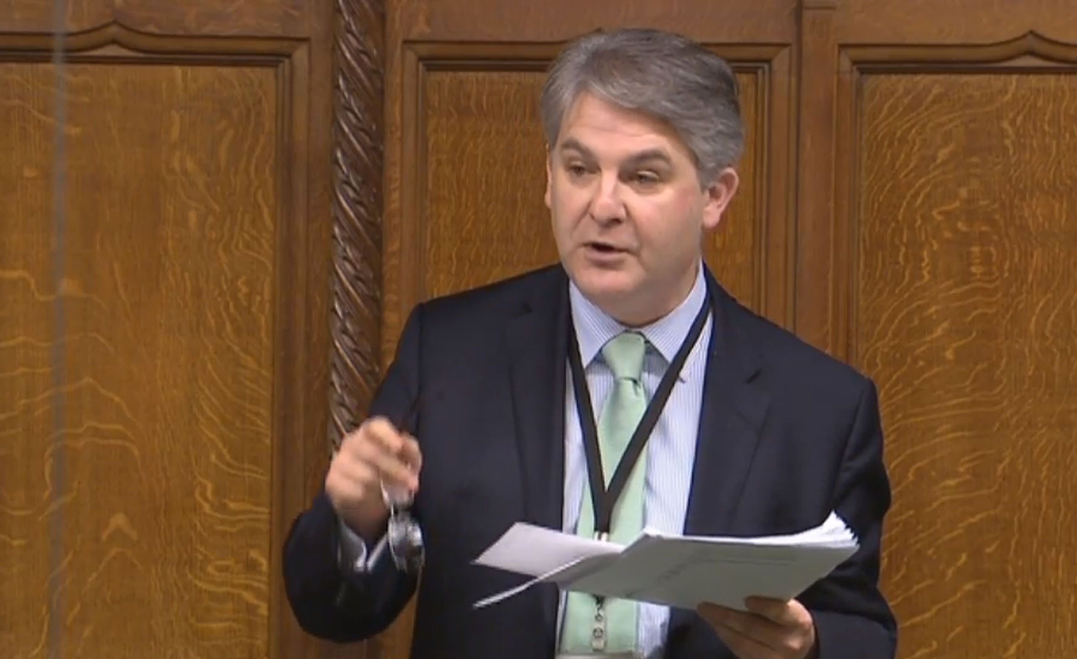 Philip Davies was thought to havelost his Shipley seat to the Labour