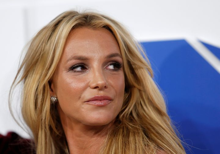 What's hiding in your Instagram account, Britney?
