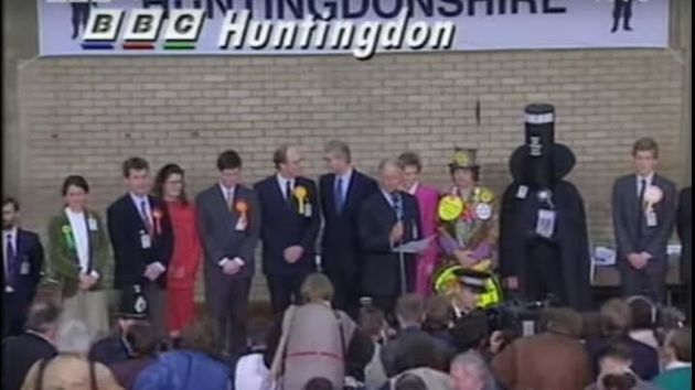 Who Is Lord Buckethead, Theresa May's Main Maidenhead Opposition, Kind