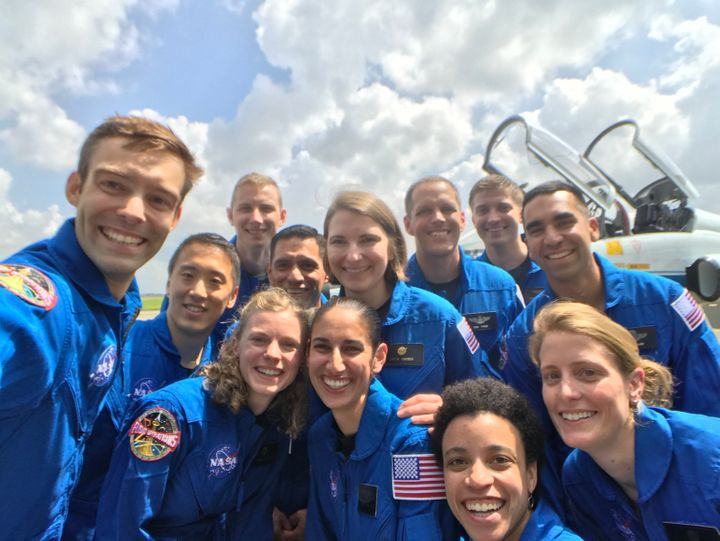 The 12 candidates for NASA's 2017 astronaut corps.