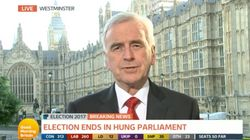 John McDonnell Says Labour Wants To Form A Minority