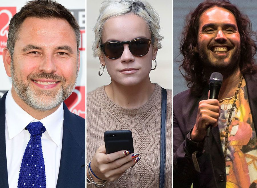 Celebrities React To Hung Parliament General Election 2017