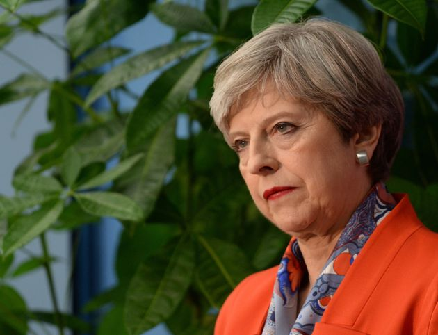 DUP deal: Theresa May saw her slim Commons majority wiped out in the General