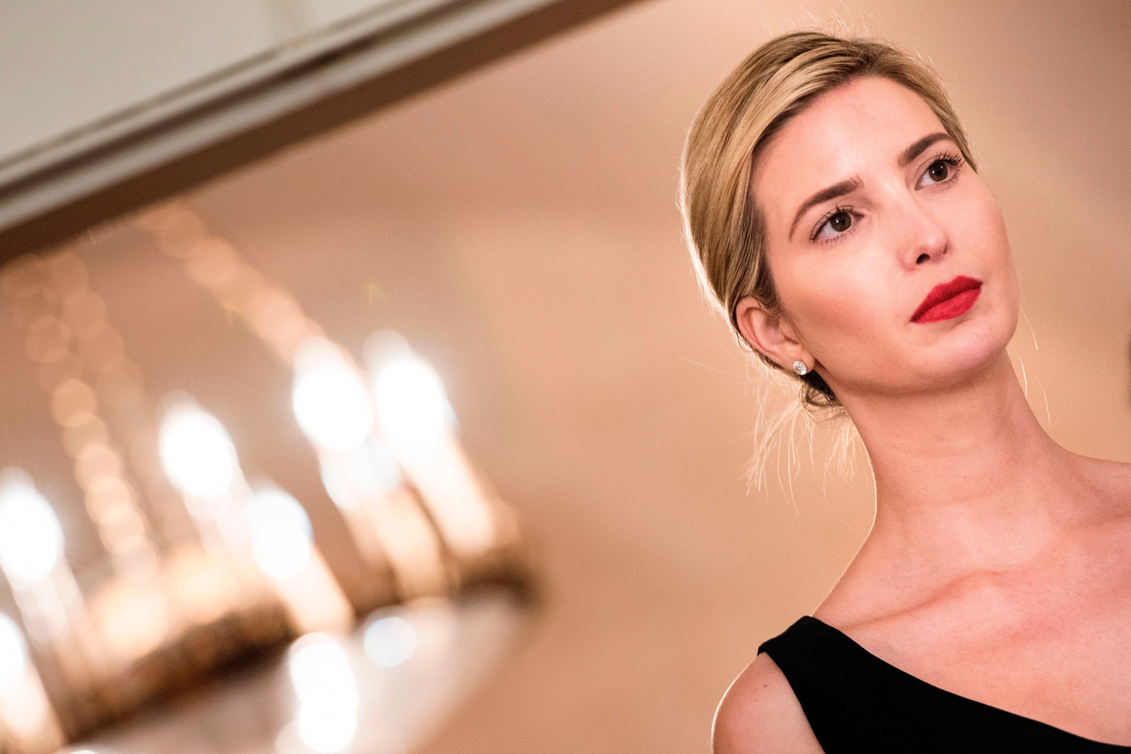 'Team Ivanka' Finally Addresses Its Chinese Factory Scandal, Ignores Jailed