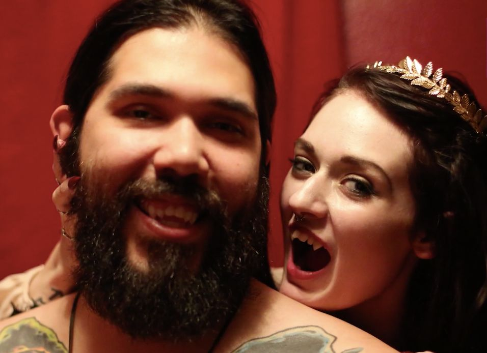 Self-proclaimed v&ires Countess Lea and Count Tim Van Doorn say sucking blood is better  sc 1 st  Huffington Post & Vampires | HuffPost