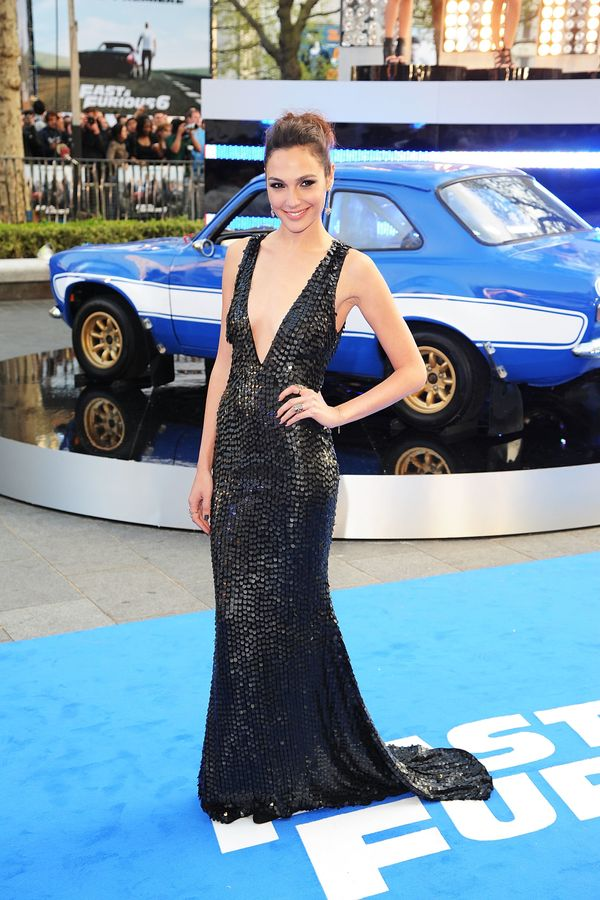 """At the World Premiere of """"Fast & Furious 6."""""""