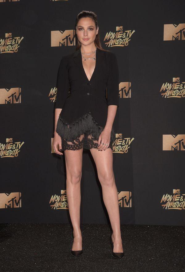 Atthe 2017 MTV Movie and TV Awards.