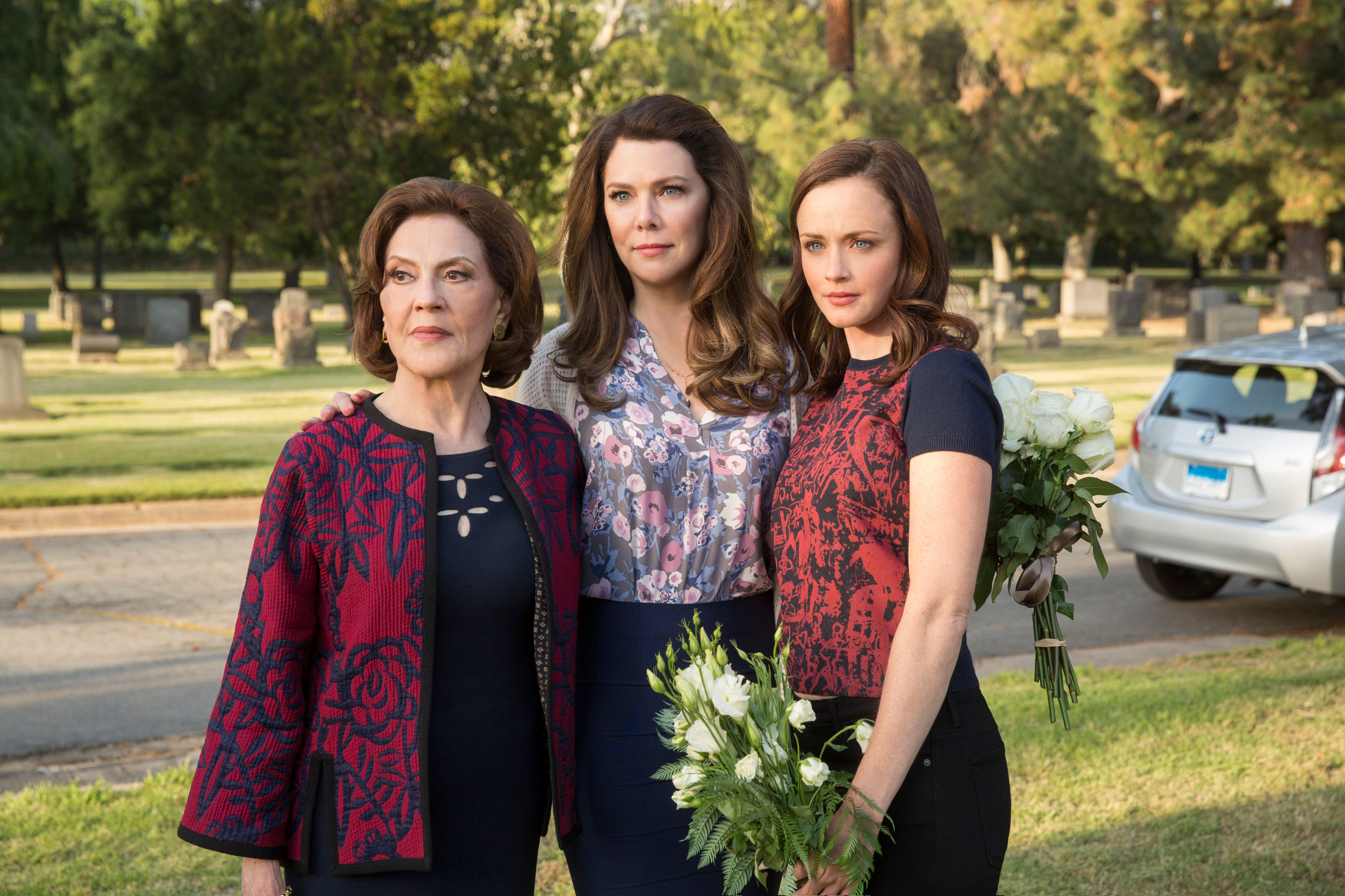 It Sounds Like Lauren Graham Is Done Playing Lorelai
