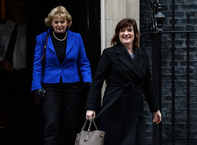 Chris Ratcliffe via Getty Images Anna Soubry and Nicky Morgan are now more powerful thanks the election result