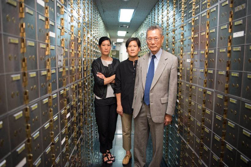 Vera Sung, Jill Sung, Thomas Sung from ABACUS, a PBS Distribution release.