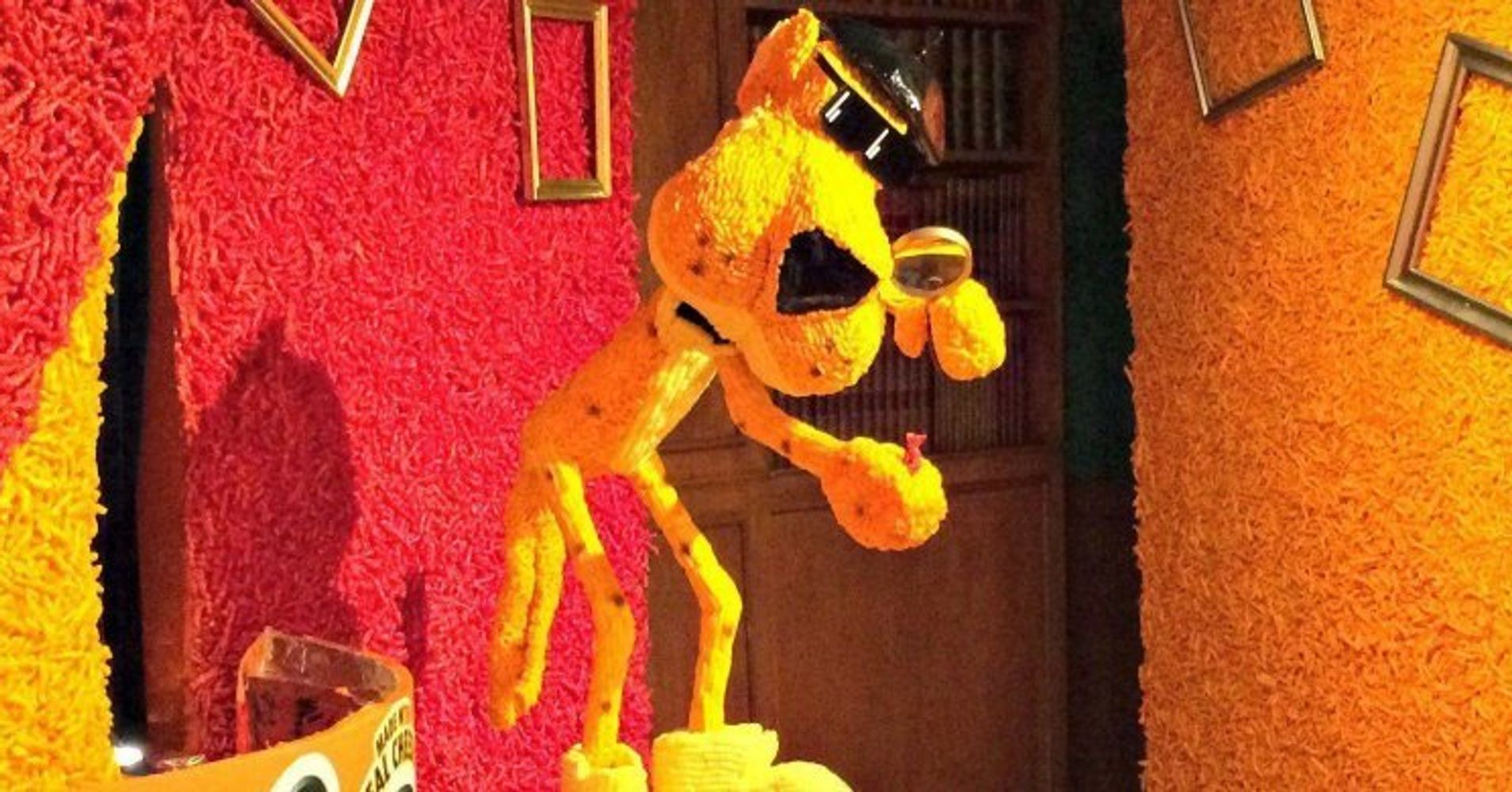Believe It Or Not You Can Now Visit The Official Cheetos Museum