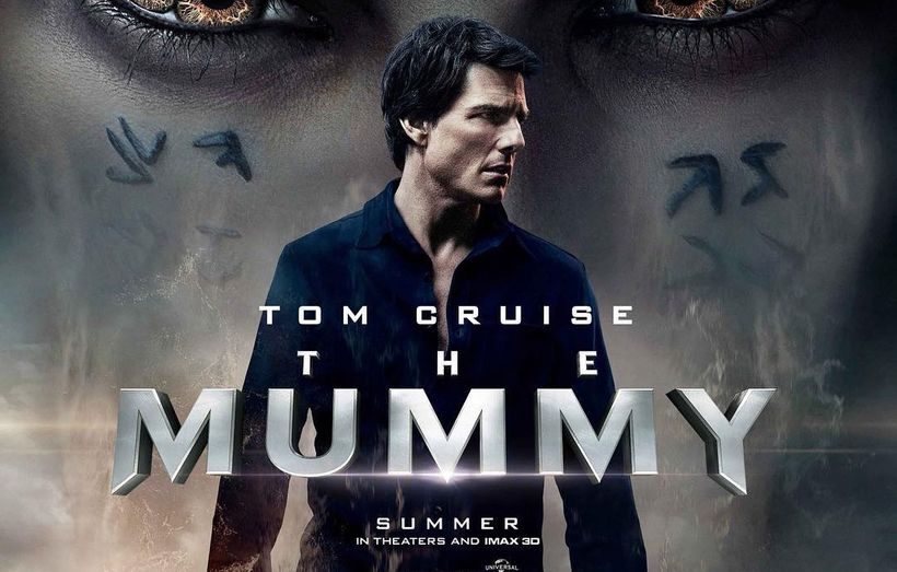 Re: Mumie / The Mummy (2017)