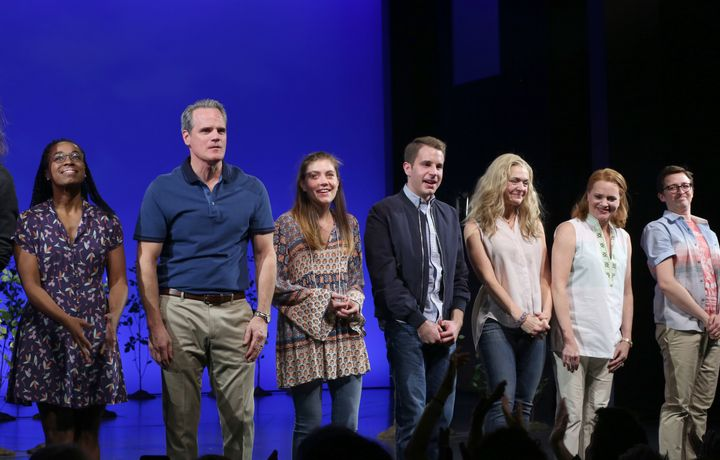 The actors are blown away by the way the show connects people, especially parentsand kids.