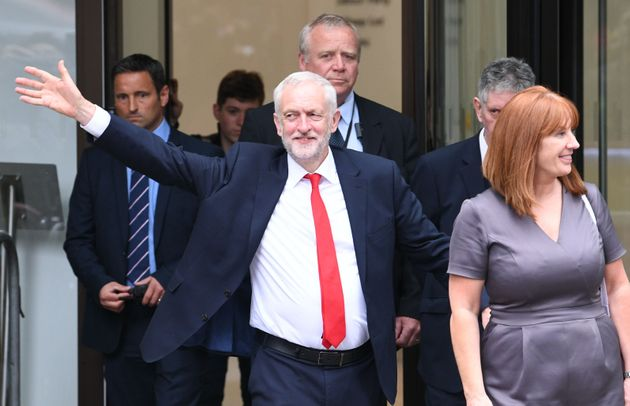 Jeremy Corbyn's Big Night: How The Labour Leader Learned His 'Surge' Was