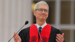 Tim Cook 'Reveals' Who Is Really Behind Donald Trump's Late Night